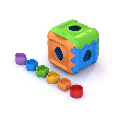Дидактическая игрушка Нордпласт Кубик