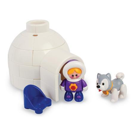 Набор Tolo Toys Иглу