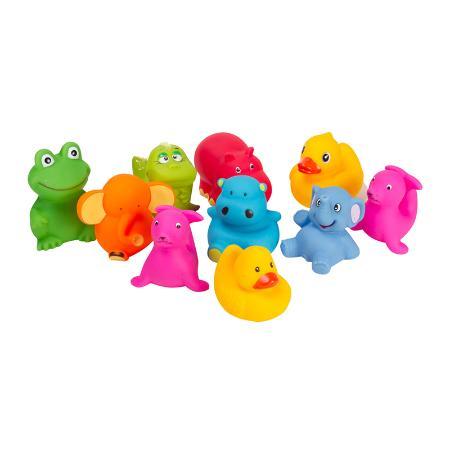 Игрушки BabyGo для ванны