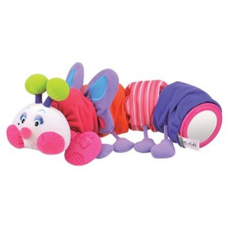 Ks kids развивающая игрушка гусеница
