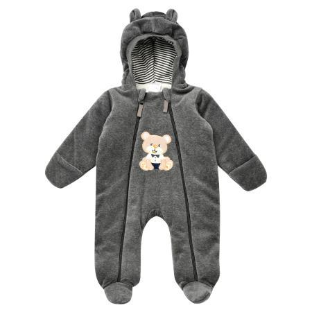 Комбинезон BabyGo серый - купить в интернет магазине Детский Мир в Москве и  России be705d71c4bc7