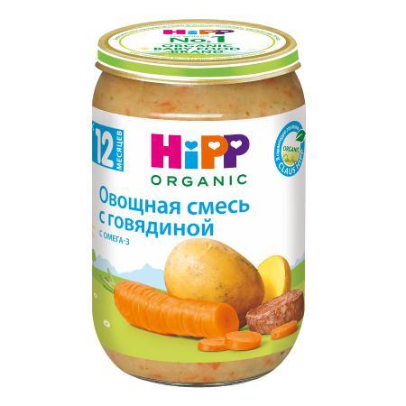 Диета на овощных смесях