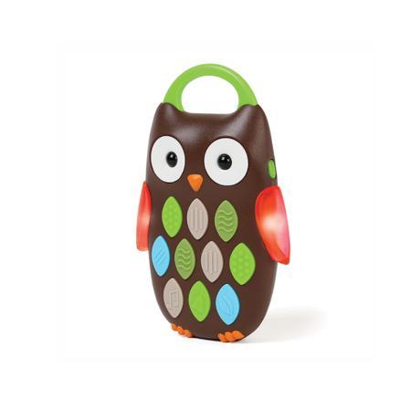 Развивающая игрушка Skip Hop Телефон-сова музыкальный