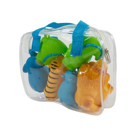 Игрушки для ванной BabyGo Африка