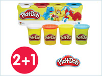 Третий набор пластилина Play-Doh в подарок