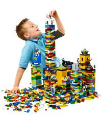 20% скидка на LEGO!