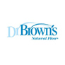 Силиконовая зубная щетка Dr. Brown's для малышей