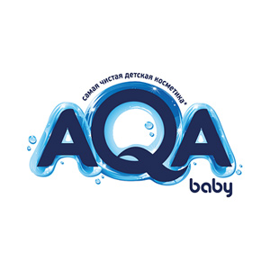 Скидка 20% на средства для подмывания AQA Baby