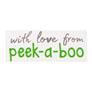 Акция 1+1 на соки Peek-a-boo
