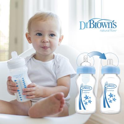Соска-носик для бутылочек Dr Brown's
